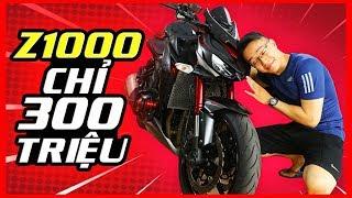 PKL - Mua xe mô tô đã qua sử dụng ở đâu? (2nd bigbike shop in Saigon)
