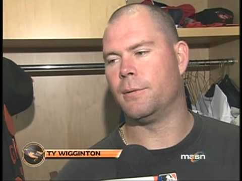 Ty Wigginton talks with the media about his All-Star game experience Video