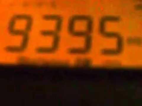 9395 khz Global Radio 24  Hollywood , Florida , USA