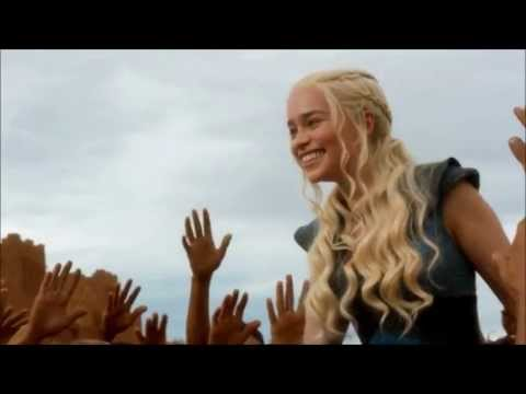 Game of Thrones 3x10 Final Scene - Mhysa