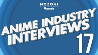 Anime Industry Interviews Episode 17: Author Jonathan Clements