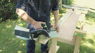 Festool HKC 55 EB Circular Saw - Overview