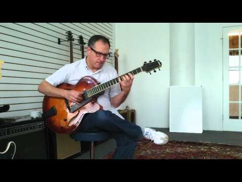 Chuck Loeb plays an LS-17