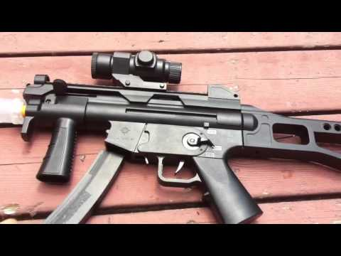Crosman Pulse R71 Airsoft Gun Review