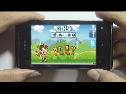 Postman Adventures | juegos android Gratis offline | iNGENiUS