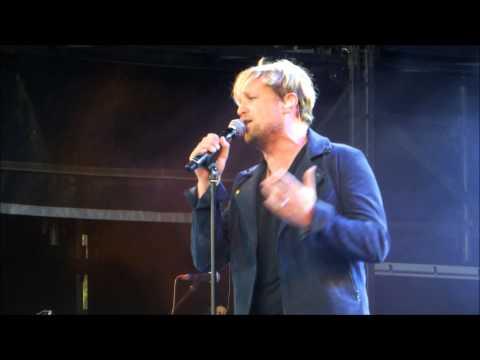 Kian Egan: Westbirt, 18 July 2014: 'Westlife Medley'
