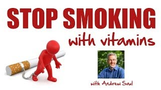 Stop Smoking with Vitamins