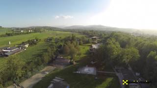 Piscine Molinazzo work in progress - FPV