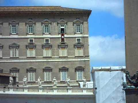 Festa della Repubblica 2013 – Roma Angelus Papa Francesco 1