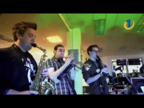 Balkan Boys - All About That Bass (Meghan Trainor Cover Live) [Official HD]