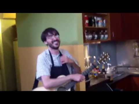 Barista Singer Songwriter