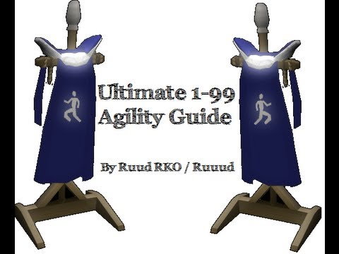 Runescape Ultimate Agility Guide 1-99. By Ruud RKO