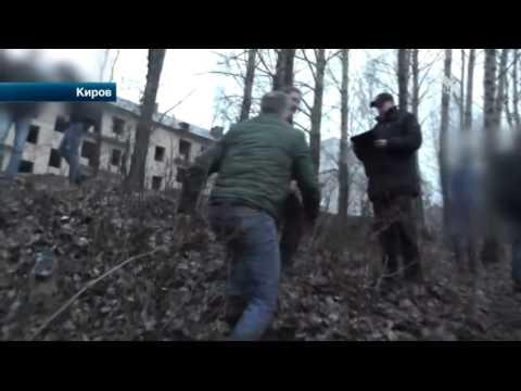 В Кирове погоня за пьяным водителем на Порше Кайен закончилась экстремальными прыжками с высоты