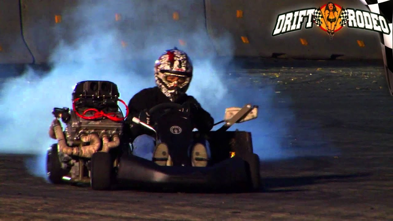 how to make a drift kart