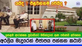 එඡාපය ගහලා පන්නා අරලිය මැදුර විනාඩි 15න් ගන්න කථාව - Sri lanka Temple tree story