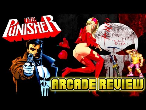 The Punisher Arcade Game Review by Insert Cointent