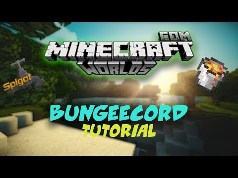 ►Minecraft-Worlds◄ #3- BungeeCord || Free Minecraft Hosting