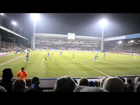 Crystal Palaces Wilfried Zaha Taking The Piss Outa Brighton (31/1/12) (RECORDED BY DANNY OGRADY)