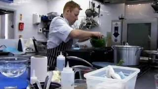 Fish course - Craster fish pie - Kenny Atkinson