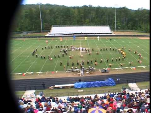 Salem High School Band Conyers, GA 2009 Time's Up Music Videos