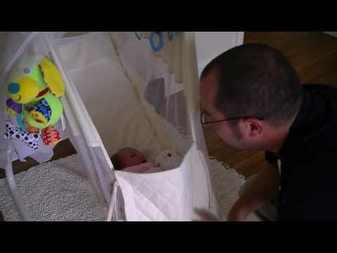 Greta In Amby Baby Hammock