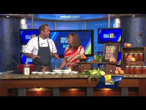 Kevin Miller from Copper Kitchen joins Sunday Brunch