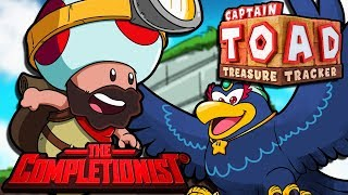 Captain Toad Treasure Tracker | The Completionist | New Game Plus