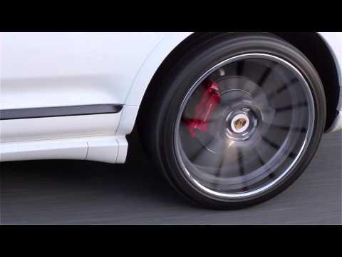 Porsche Cayenne on Niche Agiles