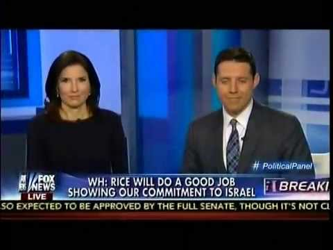 Susan Rice Speaking At AIPAC After Taking Jabs At Israeli PM - On The Record