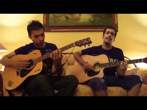 Hona tha pyar (Acoustic Version)- By Ibrahim Khawaja and Abubakar Javed