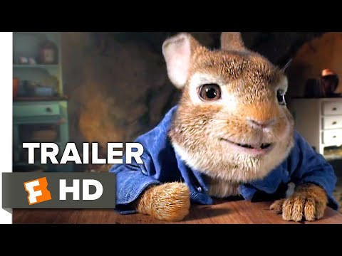 Peter Rabbit Trailer #2 (2018) | Movieclips Trailers