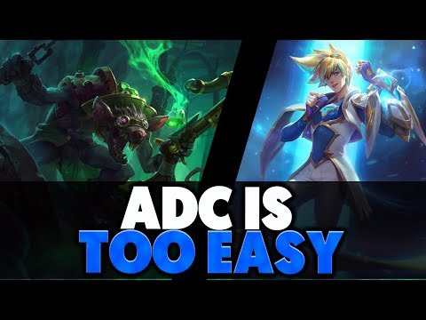 C9 Sneaky | ADC IS TOO EASY