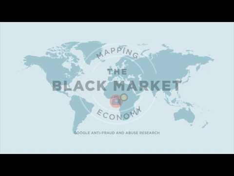 Understanding the structure of the internet blackmarket - Google  research