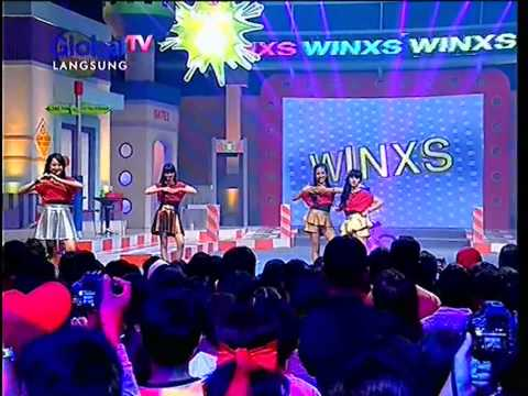 Winxs   Malu Tapi Mau At Indonesia Kids Choice Awards( 14062013) video