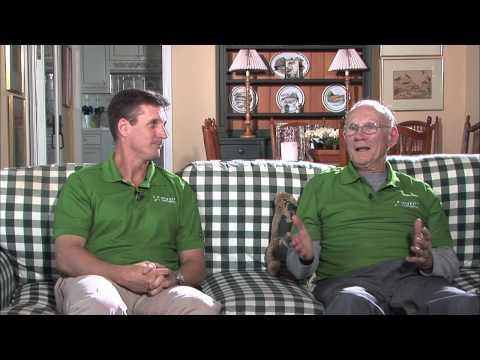 Bill & John Moffitt Discuss the Importance of Customer Service