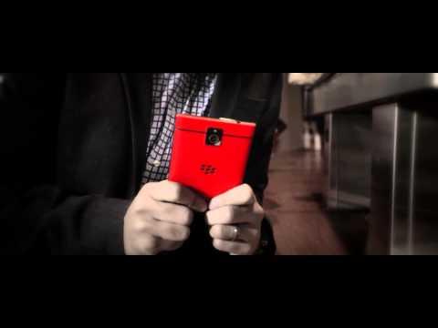 Limited Edition Red BlackBerry Passport