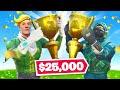How Fresh and I WON $25,000 Playing Fortnite!