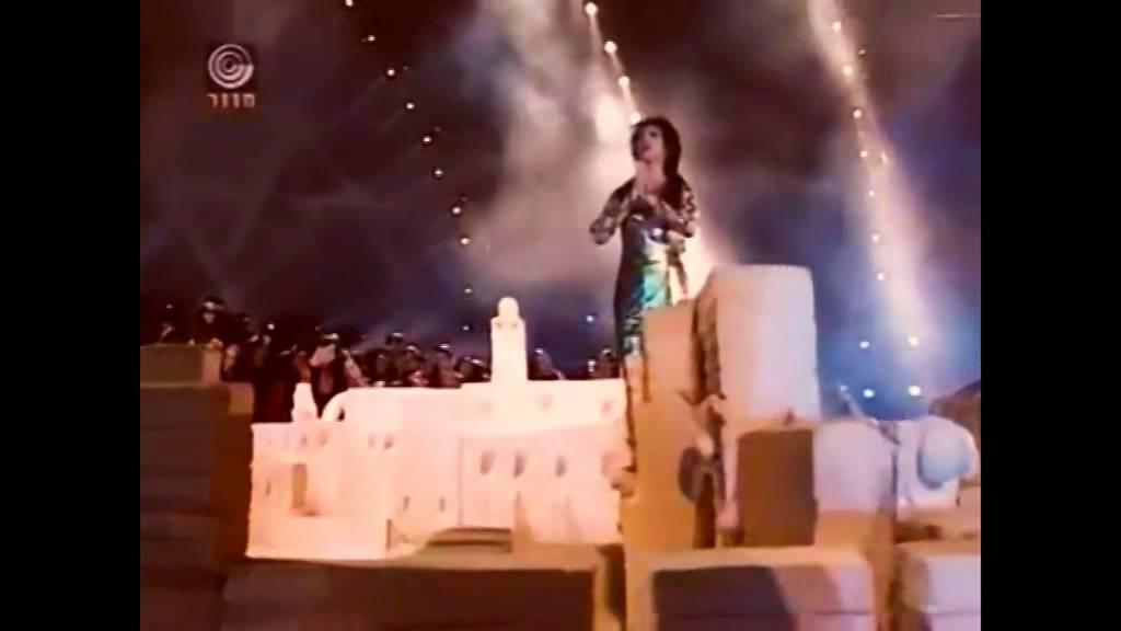 Ofra HAZA - Yerushal�yim Shel Hazav (Live 1998) *** T HD *** - YouTube