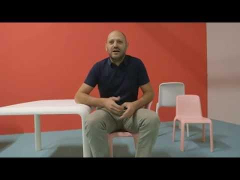 Snow Junior PEDRALI - INTERVISTA AL DESIGNER Odo Fioravanti