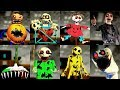 Five Night At Baldi's - All Nightmare Animatronics (EXTRAS)