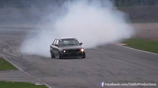 How to drive BMW E30 TURBO 1000hp