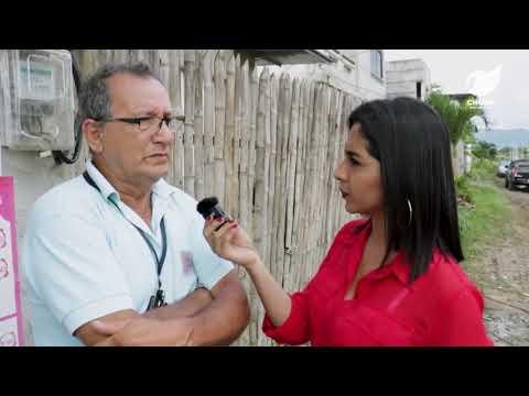 Intervención de la calle Julio Andrade