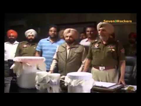 Police Recovers Drugs From Ram Singh's Relatives' Premises