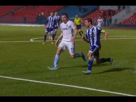 Обзор матча Сокол - Динамо, 0-3