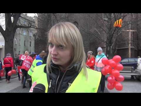 szlachetny marsz Brzeg reportaż