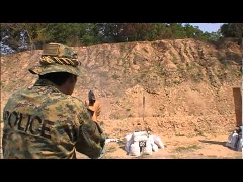 ยิงปืนระบบ I.P.T. ปี 55