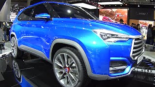 2016, 2017 JAC SC-5 SUV hits the Beijing Auto Show, new SUV JAC SC 5 2016, 2017 model
