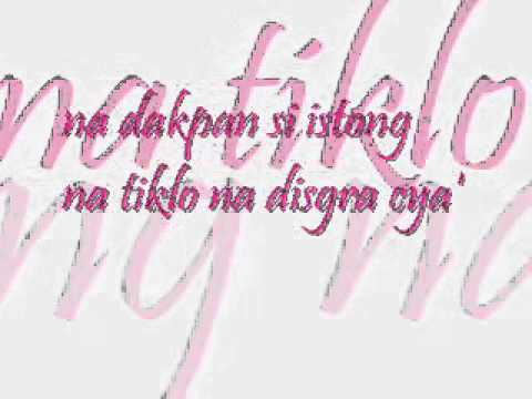 Istong Bisaya Song Lyrics Only Ft:penskey video