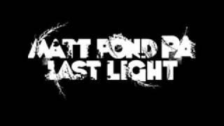 Watch Matt Pond Pa Giving It All Away video