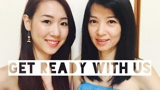 Get Ready With Us l Girls Lunch Date